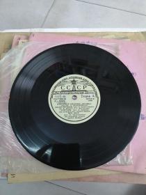 外语黑胶唱片《飞行员之歌等,看图自鉴》