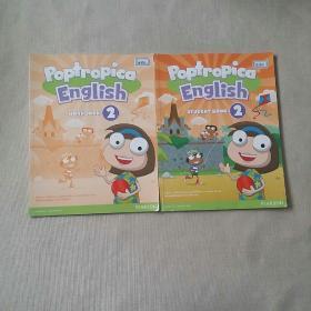 POPTROPICA ENGLISH AME(Student Book)带1张光盘