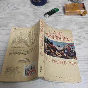 The People, Yes-人民,是的 美国作家 桑德堡长诗英文原版