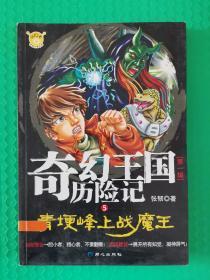 【馆藏】奇幻王国历险记5 青埂峰上战魔王