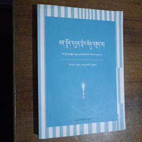 藏语语法研究:藏文
