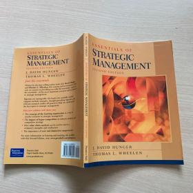Essentials of strategic management(品佳)