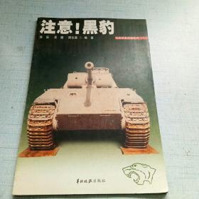 注意!黑豹 [AE----4]
