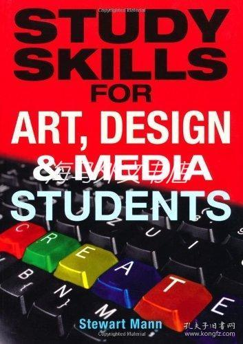 Study Skills for Art  Design and Media Students /Stewart Man