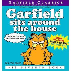Garfield #7: Sits around the House[加菲猫系列无所事事的加菲猫]