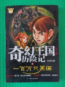 【馆藏】奇幻王国历险记10 一百万只黑猫