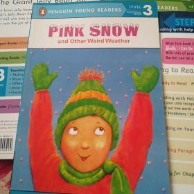 PinkSnowandOtherWeirdWeather
