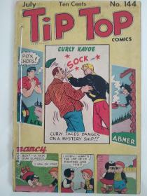 1948年彩色漫画《TIP TOP 》