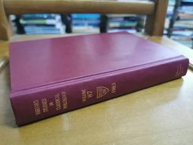 英文原版:HARVARD STUDIES IN CLASSICAL P HILOLOGY(87)