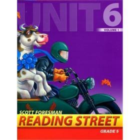 READING 2011 TEACHER EDITION GRADE 5 UNIT 6 VOLUME 1
