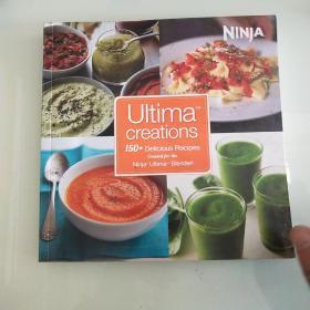 吉帝马创作150+美味食谱(英文原版)