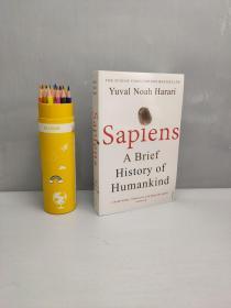 人类简史英文版 Sapiens: A Brief History of Humankind