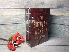 预售舍利·杰克逊美国文库收藏版盒装The Shirley Jackson Collection