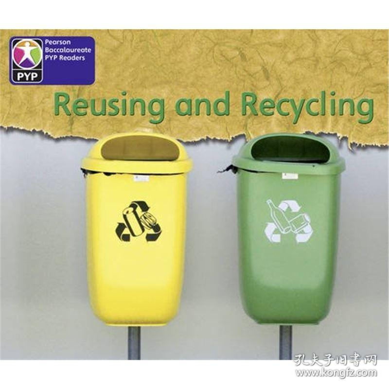 Primary Years Programme Level 2 Reusing and Recycling 6 Pack
