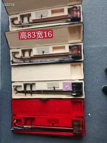 花梨木镶嵌,镶翠,二胡四个,(售价为单个藏品价格售,如需拍多个请联系店家)