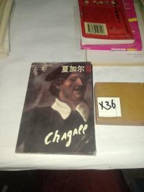 世界名画欣赏·第三辑  夏加尔,明信片式画册