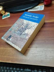 Barnaby Rudge (Wordsworth Classics) 罗纳比·拉奇 9781853267390