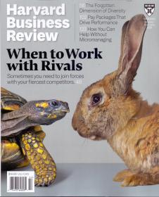 Harvard Business Review哈佛商业评论2021年1-2月合刊英文杂志