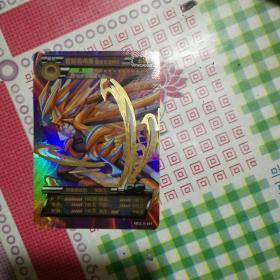 口袋精灵(1)GR卡