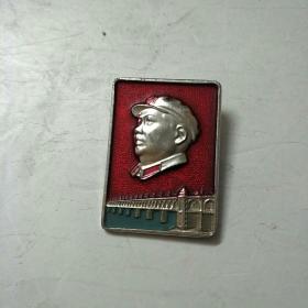 毛主席像章:毛主席万岁(中国人民解放军武汉空军)