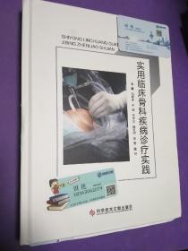 实用临床骨科疾病诊疗实践【全新未阅】