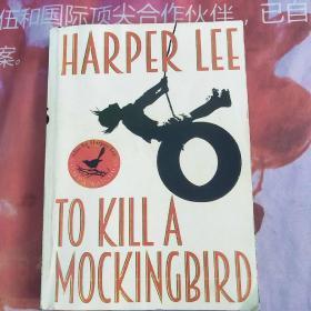杀死一只知更鸟英文版To Kill a Mockingbird