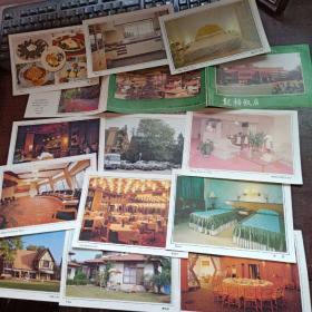 龙柏饭店简介内装12张图片