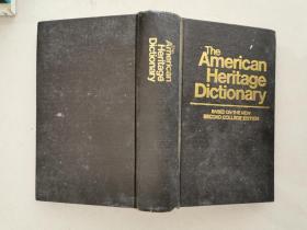 The American Heritage Dictionary 美国传统英语词典