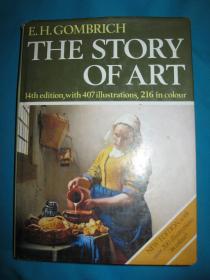 E.H.GOMBRICH THE STORY OF ART 贡布里希艺术的故事