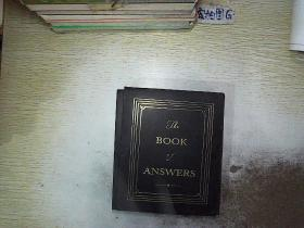 THE BOOK OF ANSWERS 答案之书