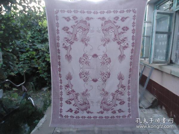 湖州市丝绸工艺厂提花线毯