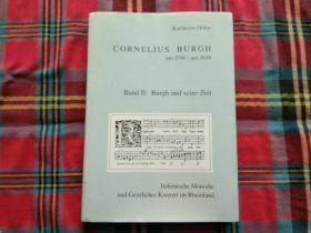 cornelius burgh【有光盘】
