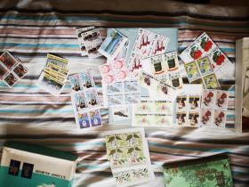 朝鲜邮票一组