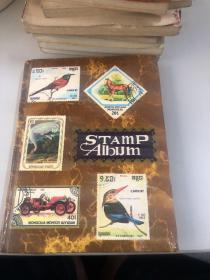 邮票(如图)