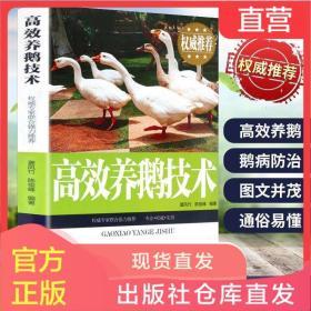 正版高效养鹅技术书籍大全鹅病诊断与防治养鹅饲料配方养殖书大全