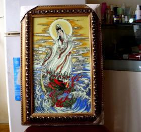 景德镇瓷板画
