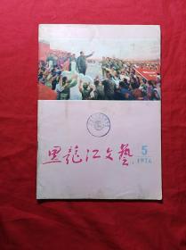 黑龙江文艺(1976年5期)