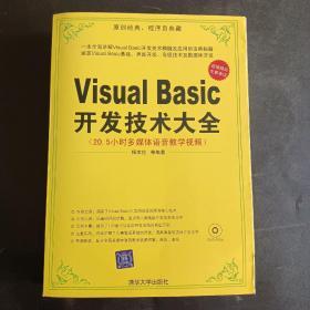 Visual Basic开发技术大全