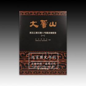 大云山:西汉江都王陵1号墓发掘报告(全4册)