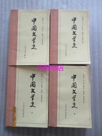 中国文学史(1-4册)