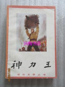 神力王——通俗文学丛书