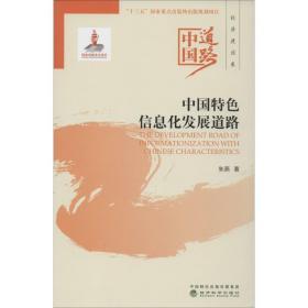 中国特色信息化发展道路 朱燕 社会科学总论、学术 经管、励志 经济科学出版社