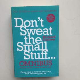 Don t Sweat the Small Stuff Omnibus