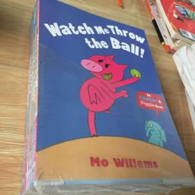 Mo Willems 系列  walker books My Friend Is Sad :I am invited to a party 等 8本合售 小猪小象系列mo willems儿童英文原版绘本