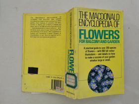 THE MACDONALD ENCYCLOPEDIA OF FLOWERS FOR BALCONY AND GARDEN麦克唐纳阳台和花园花卉百科全书
