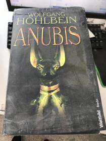 正版现货!Anubis...9783828978805