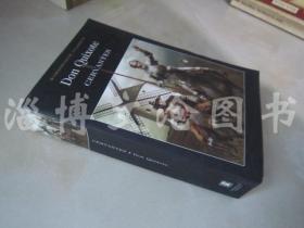 Don Quixote【大32开 英文原版】