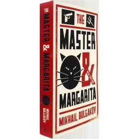 现货英文原版大师与玛格丽特The Master and Margarita布尔加科夫Mikhail Bulgakov当代经典名著小说