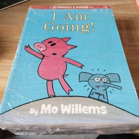 An Elephant and Piggie Book系列: I Will Take A Nap! 9本合售 未拆封