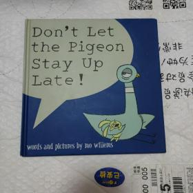 Don't Let the Pigeon Stay Up Late! 别让鸽子太晚睡